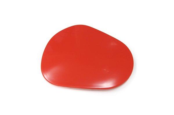画像1: [純正部品] フロントカバーキャップR(赤) (1)