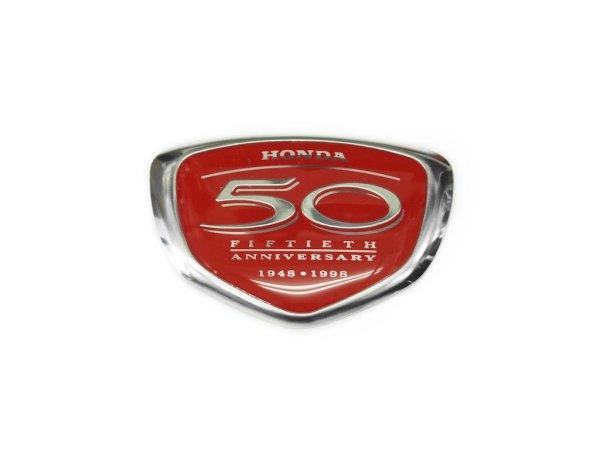 画像1: HONDA 50周年記念エンブレム (1)