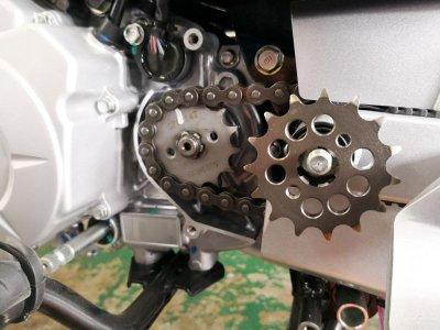 画像1: KITACO ドライブスプロケット(428サイズ 15T)