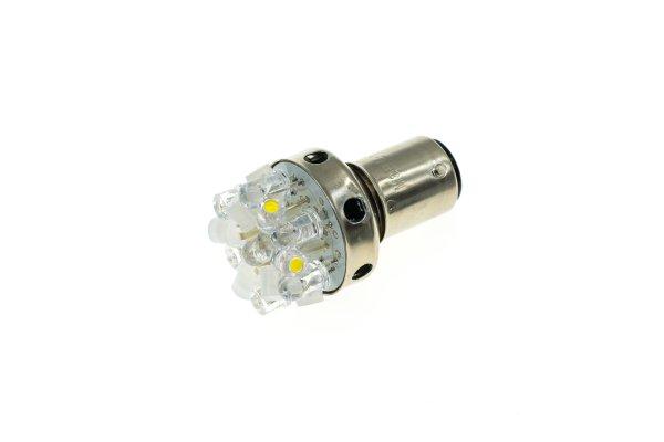 画像1: M&H LEDテールライトバルブ(金口) (1)