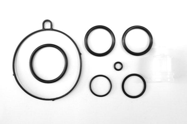 画像1: [純正部品] キャブレターガスケットセット(C70型/HA02型) (1)