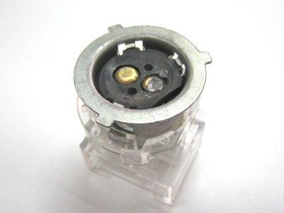 画像2: [純正部品] ヘッドライトソケット(プレスカブ専用)